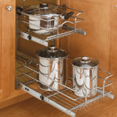 Shop Rev-A-Shelf Pullout Baskets