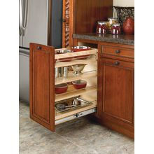 Rev-A-Shelf Pantry Organizers