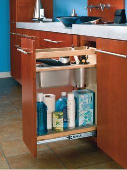 Rev A Shelf Bath Cabinet Organizers Pullsdirect Com
