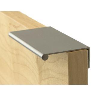 cabinet finger pulls edge pulls. Black Bedroom Furniture Sets. Home Design Ideas