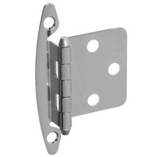 stanley home designs bb8197sn satin nickel 275 inch non spring cabinet hinge with 375 inch offset pullsdirectcom - Stanley Home Designs