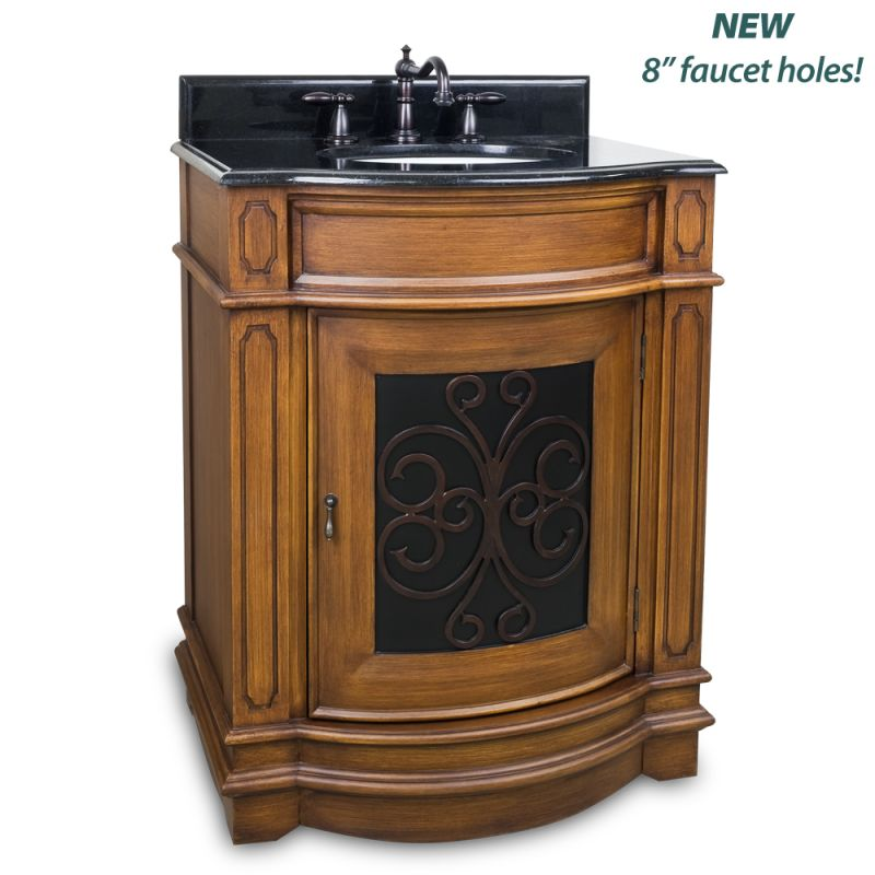 28 1 8 inch bathroom vanity cabinet with counter top and bowl
