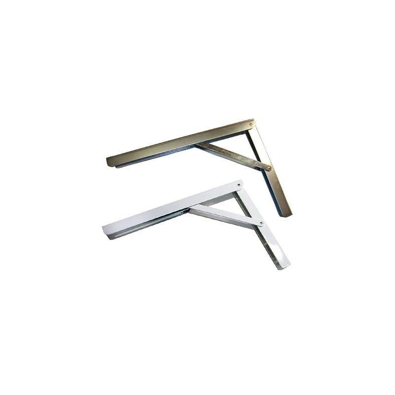 knape and vogt kv0206 wh 16 white 206 series adjustable. Black Bedroom Furniture Sets. Home Design Ideas