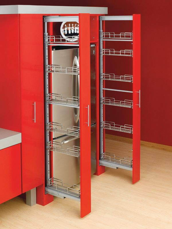 rev a shelf 5273 04cr chrome 5200 series. Black Bedroom Furniture Sets. Home Design Ideas