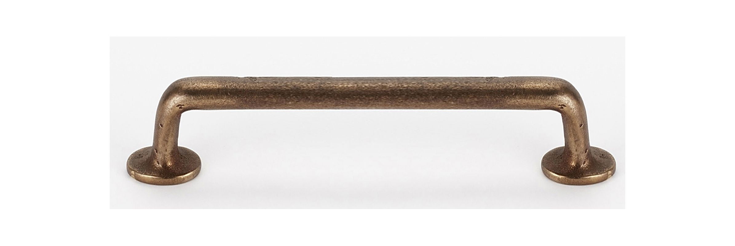 Alno A1408 6 Rstbrz Rust Bronze Sierra 6 Inch Center To Center Handle Cabinet Pull