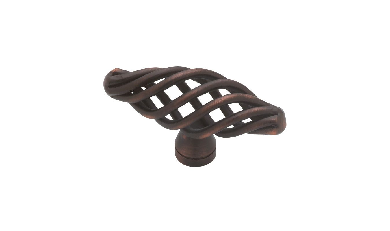 Liberty Hardware PN0528-VBR-C Bronze with Copper Highlights Forged ...