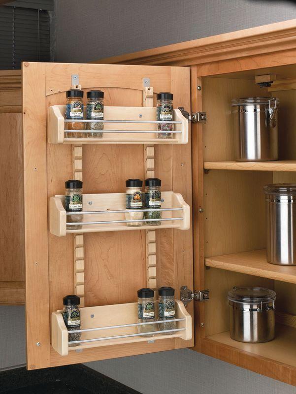 rev a shelf 4asr 21 natural wood 4asr series adjustable. Black Bedroom Furniture Sets. Home Design Ideas
