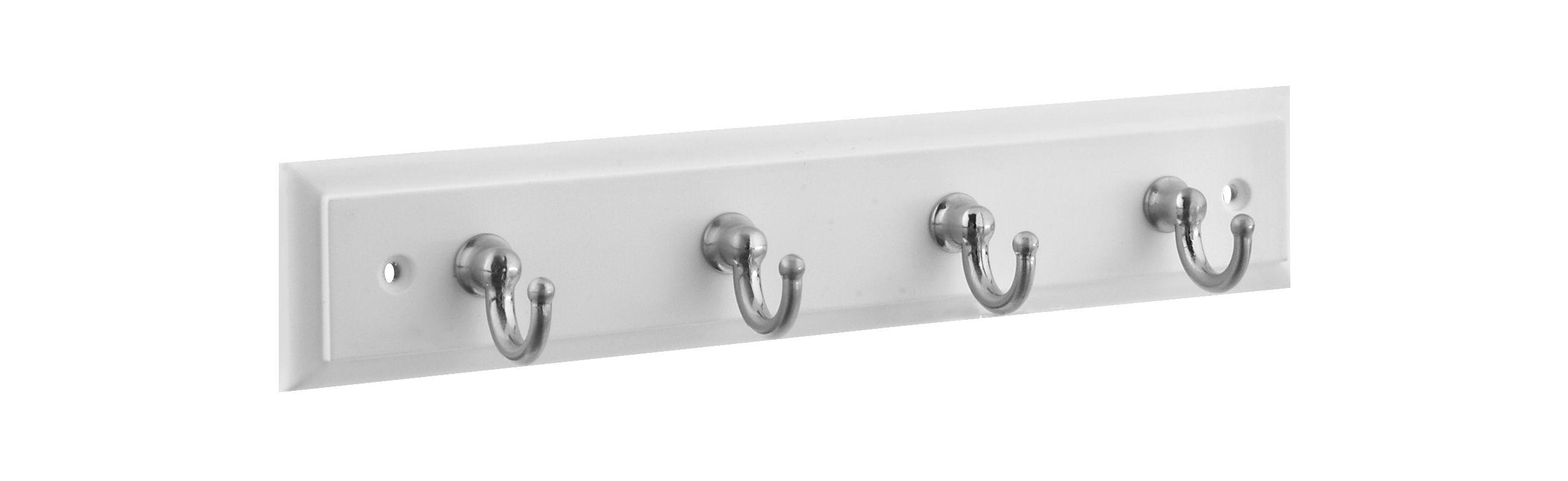 stanley home designs b8175sn satin nickel on white inch long x 1